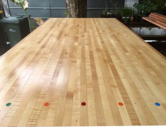 Bowling Alley Bench Tops The Salvage Yard